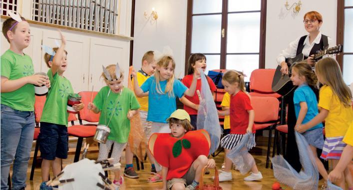 Muzička igraonica za djecu
