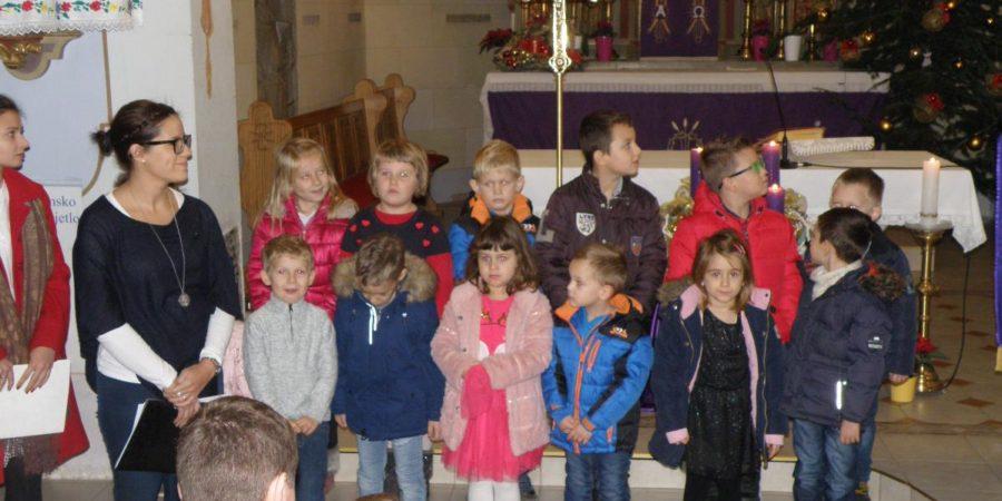 Nastup Crkva Sv. Jurja Maruševec