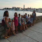 Ljetovanje djece – Rab 2019