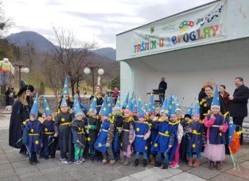 Dječji fašnik u Lepoglavi