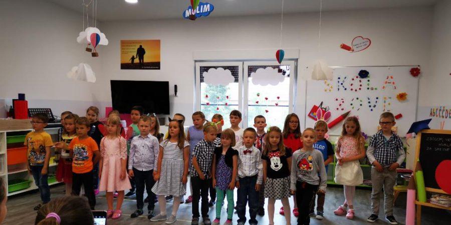 Druga generacija predškolaca 2019/2020